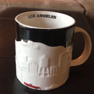 Starbucks Los Angeles collector mug